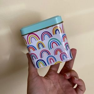 Tin rainbow box